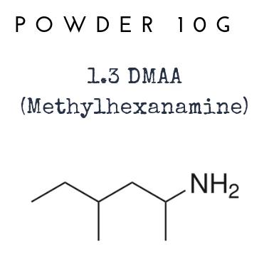 DMAA powder 10g – BRAINLABZ